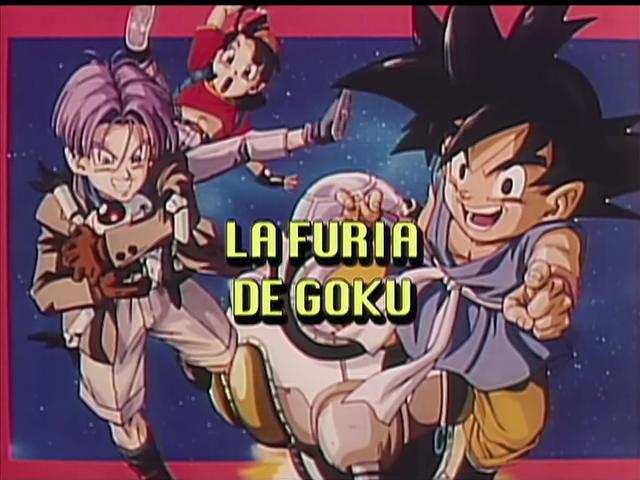 Episodio 18 (Dragon Ball GT)