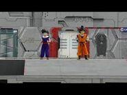 Dragon Ball Kai Super Battle Stage-Goku y Gohan