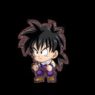 Jumputi Hidden Saiyan Potential Son Gohan