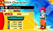 KF SSG Goku (Zarbon)