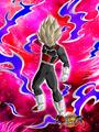 Dokkan Battle Boss Clone Vegeta card (DB FighterZ Super Warrior Arc)