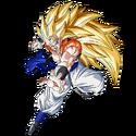 Gogeta (Super Saiyan 3) (Artwork)