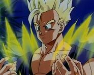 Gohan Super Saiyan Power