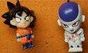Goku Frieza minis RoF