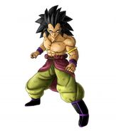 Héroe Saiyan 2 Dragon Ball Z Ultimate Tenkaichi