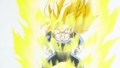 Gohan Transforms to Super Saiyan