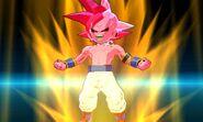 KF Kid Buu (SSG Goku)