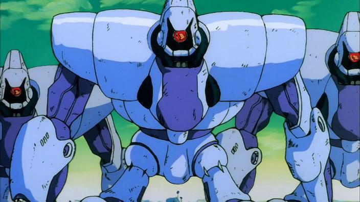 Soldats robots