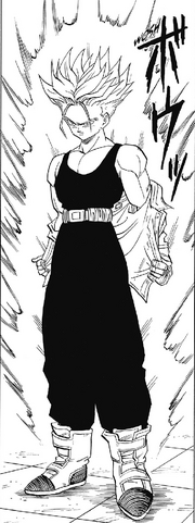 Trunks du Futur - Super Saiyan (Manga) 04.png