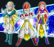 Super God Class-up Shin