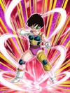 Dokkan Battle Precise Counterattack Fasha card (Special Event INT Battle-Smart Brawlers! Team Bardock! - Fasha SSR-UR)