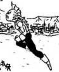 DXRD Caption of Arqua's race PTO soldier - Revival of F manga chapter 2.png