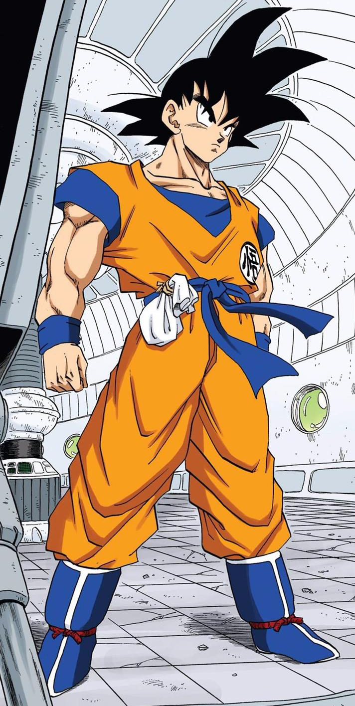 Goku Dragon Ball Wiki Fandom