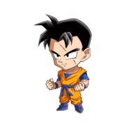 Jumputi Super Warrior Defying Fate Son Gohan