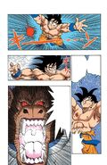 GokuRaccoglieGenkidama-Manga
