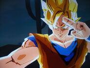 Goku SSJ budokai hd