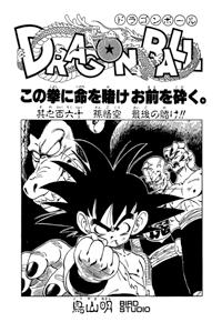 Goku's Final Gamble