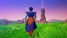 DBZ Kakarot Gohan walks toward Z-Sword