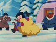 Villaggio Jingle - Goku