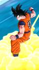 DB Legends Kakarot Goku (DBL-EVT-14S) Win (Victory Cutscene)