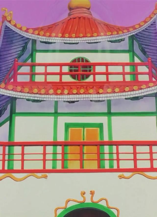 Princess Snake's palace