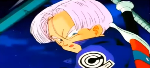 Trunks del Segundo Futuro Alternativo