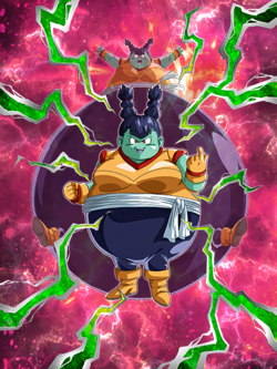 Dokkan Battle Boss Monna (Giant Ball) card (Base Monna).png