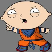 Dragonball Stewie by The Z Fighters.jpg