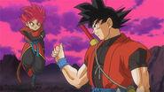 Goku Xeno gdm9