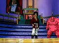 Satan&PinkBioWarrior