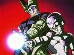 Freezer y Cell Rayo Mortal DBGT