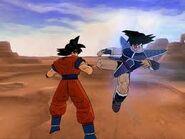 Turles vs Goku BT3