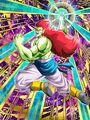 Dokkan Battle - UR - AGL - Full Power Boujack