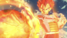 Xenoverse 2 Super Saiyan God Vegeta