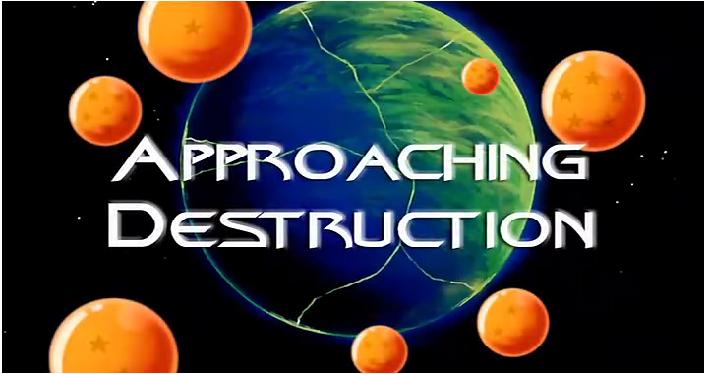 Approaching Destruction