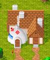 LoG2 - Goku's house