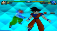 Goku vs Super Androide 13