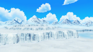 Super Dragon Ball Heroes World Mission - Stage Preview - Snowy Peak (Earth)
