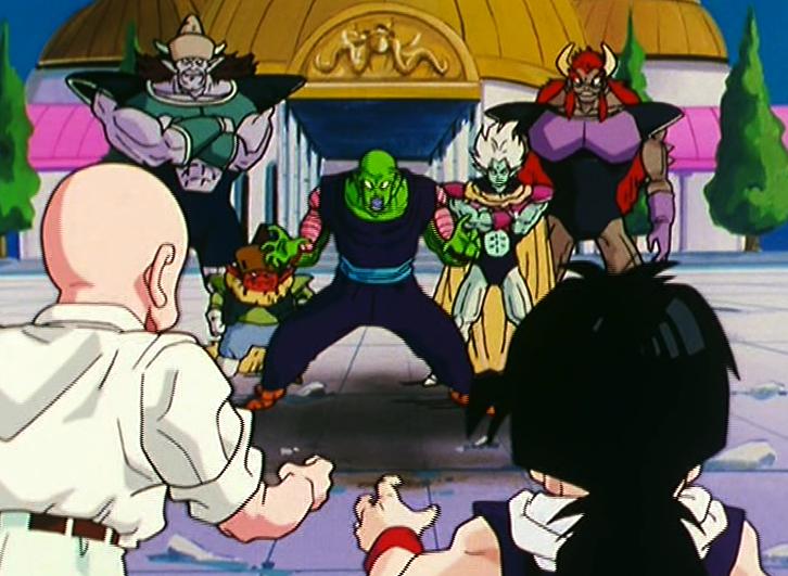 Dragon Ball Z épisode 110