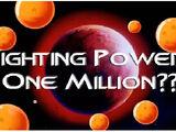Fighting Power: One Million??