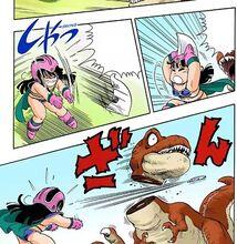Morte dinosauro manga.jpg