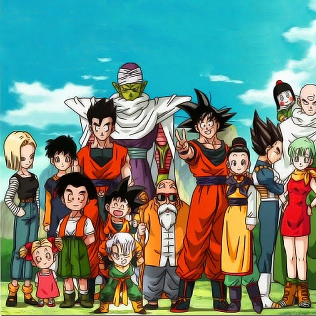 Lista de personajes