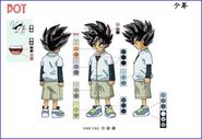Beat en civil (Character Sheet)