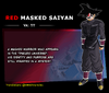 Red Masked Saiyan