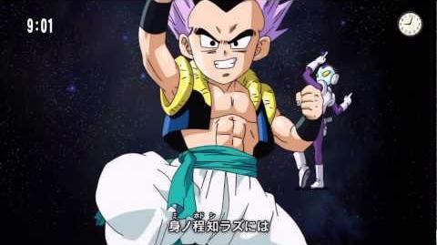 "Dragon Ball Super OP Opening - ""Chouzetsu☆Dynamic!"" 1080p"
