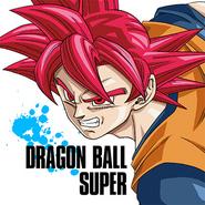 Goku SSG colorato