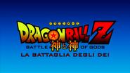 DBZ Battle of Gods Title-Card