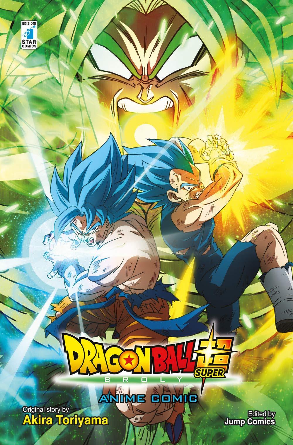 Dragon Ball Super: Broly - Anime Comics