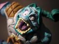MegaHouse Neo Zarbon Monster Vegeta b
