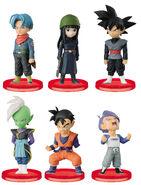 Future Mai figure World Collectable Figures Vol 6 WCF